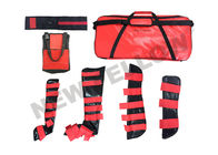 China Medical Foam First Aid Product Fracture Splint Set For Rescue Wounded Patients factory