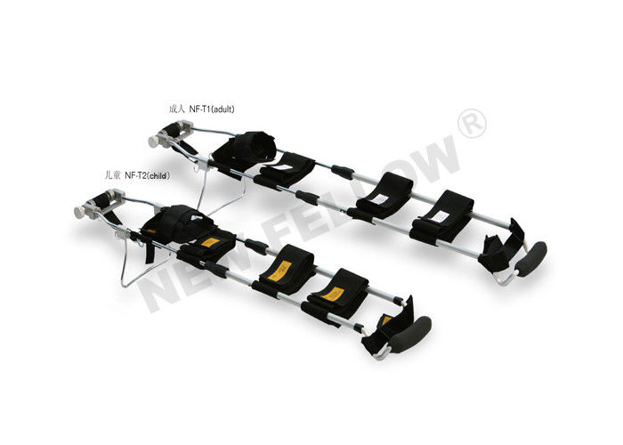 hospital professional Adjustable Traction Splint For Adult Emergency Rescue