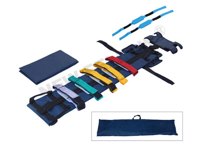 Nylon Fabric First Aid Product , hospital Pediatric Immobilization Stretcher