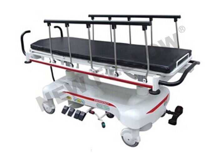 Medical Surgical Luxury Emergency Rescue Stretcher Trolley With X - Ray Cassette