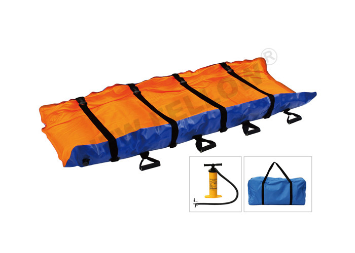 X - ray Allowed Lightweight Vacuum Mattress Stretcher For Emergency Rescue