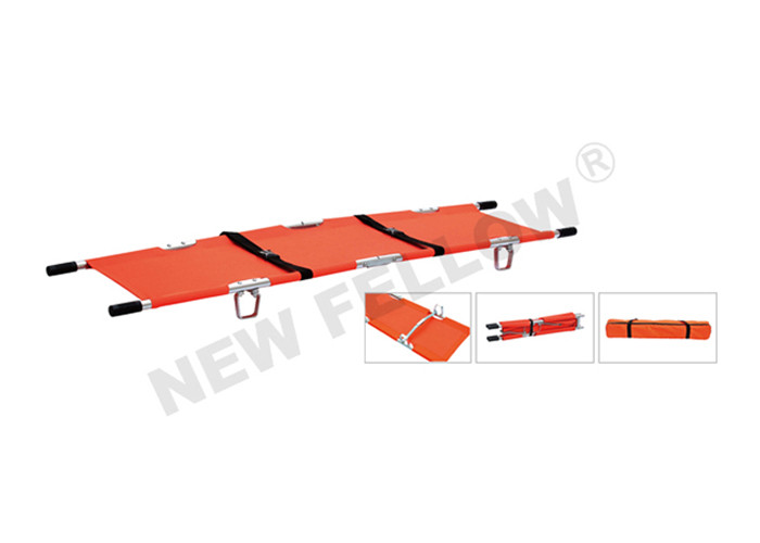 Double - folded Emergency Folding Stretcher