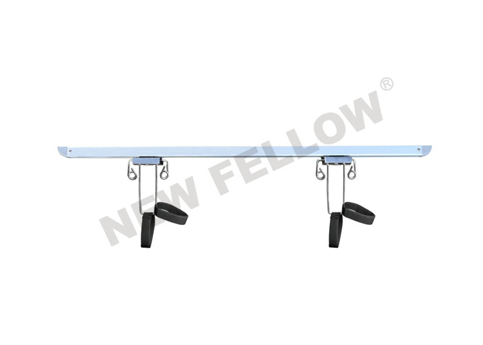 Portable IV Stand With Rail