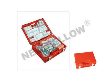 ISO9001 Environmental Protection First Aid Kit With Wall Bracket
