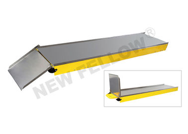 Professional Powder coated Stainless Steel Stretcher Platform ISO9001/13485