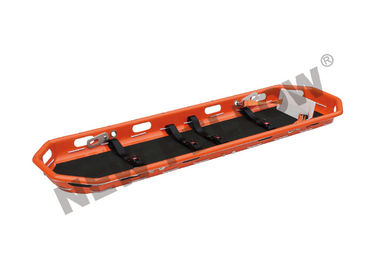 Lightweight ABS Plastic Sea / Air / Mountain Rescue Stretcher Stokes Basket Stretchers