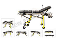 Multifunctional Aluminum Alloy Ambulance Stretcher Patient Stretcher Trolley